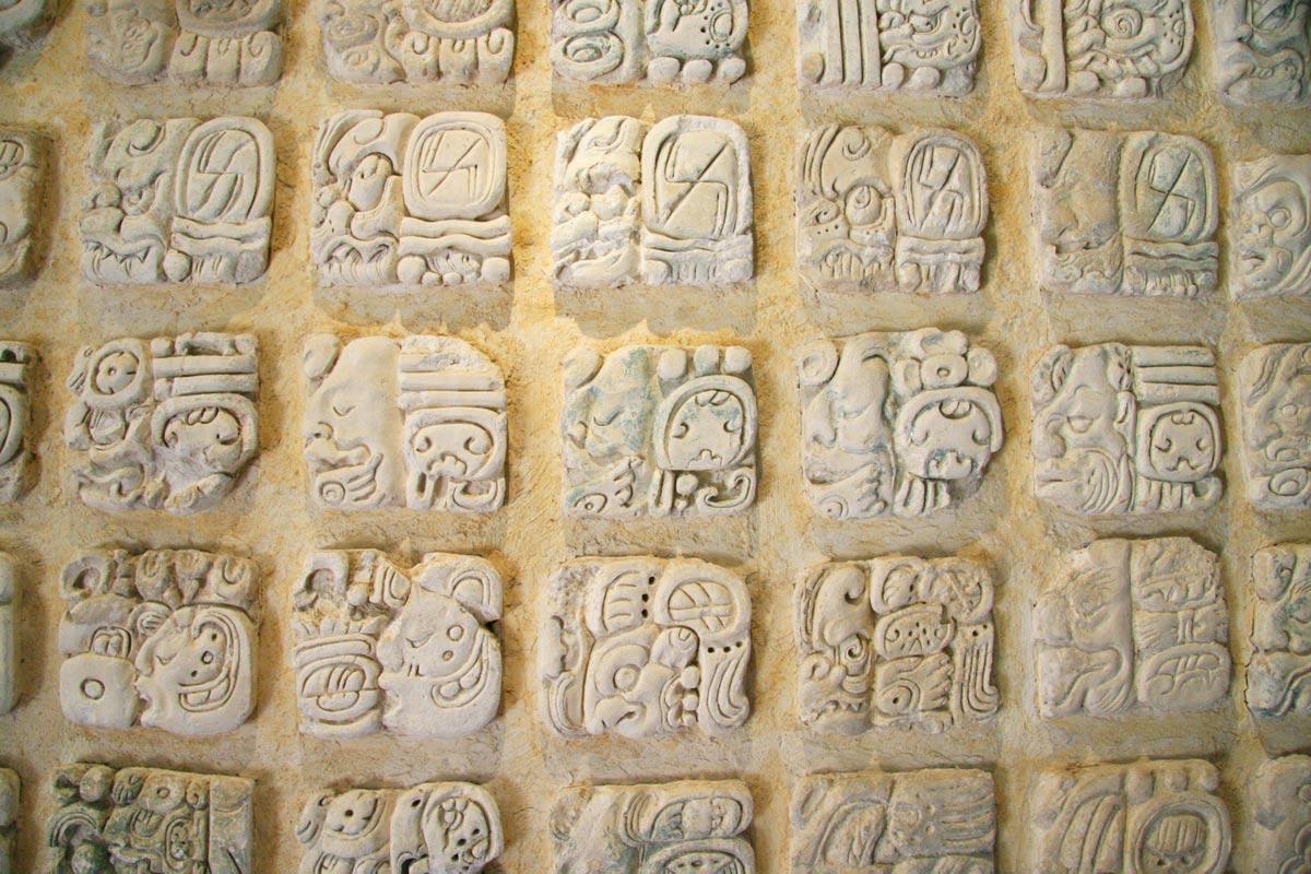 Calendario Solar Maya.Calendario Y Ano Nuevo Mayas