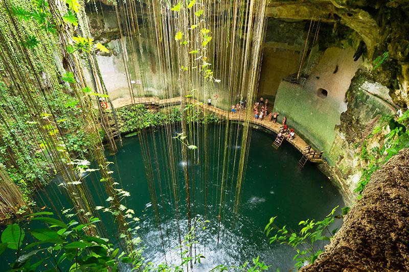 Cenote lk-kil