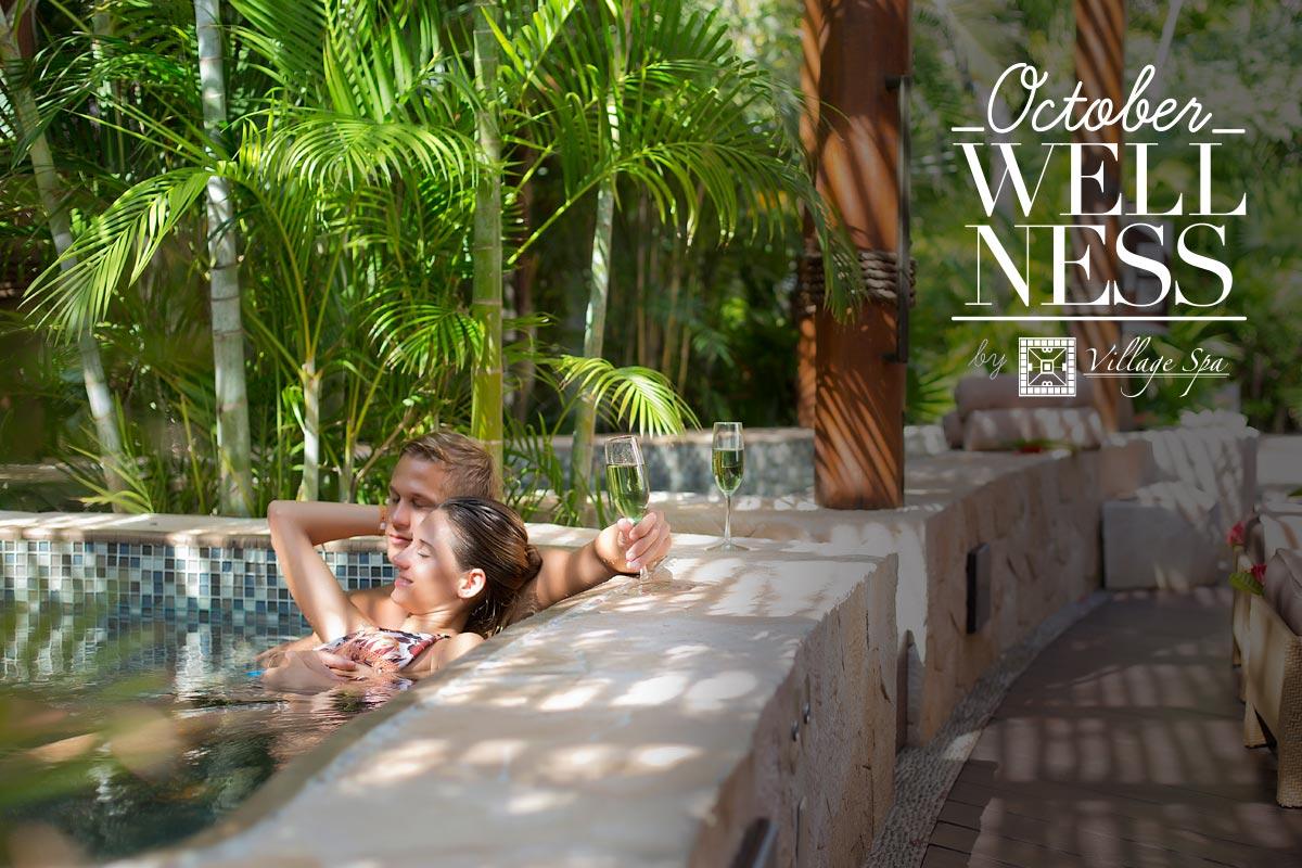 October Wellness - Playa Mujeres Beach Cancun