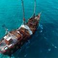 Best summer tours Jolly Roger-pirate-ship
