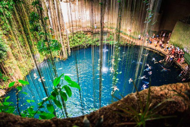 Pozos Sagrados de la Riviera Maya