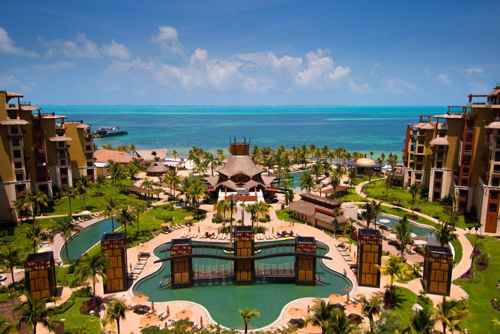 Paquetes para una escapada de lujo a canc n y sian ka 39 an for Villas kabah cancun ubicacion