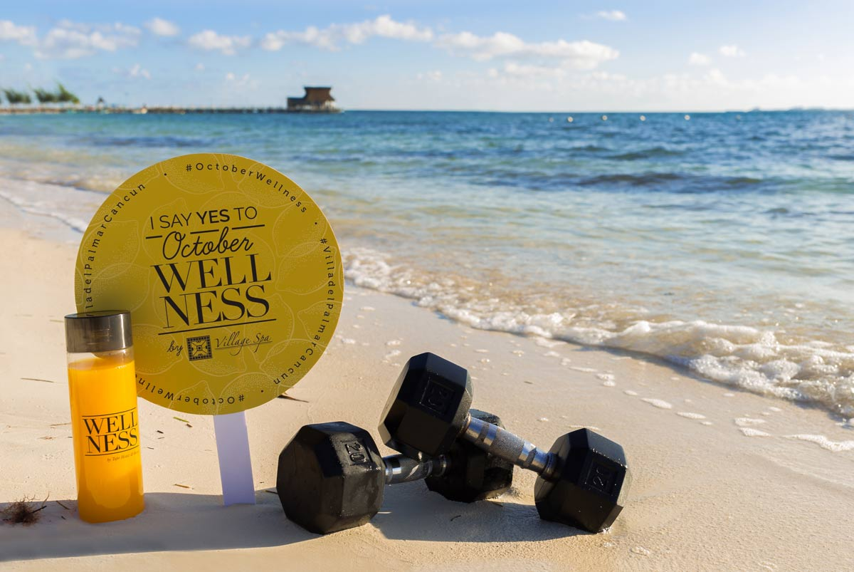 October Wellness at Villa del Palmar Cancun