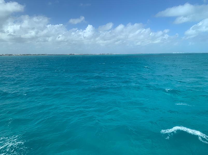 Isla Mujeres: Caribbean beaches without sargassum