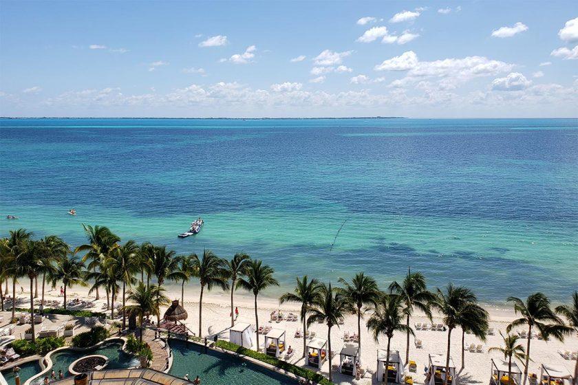 sargassum-monitoring-cancun-beaches-without-sargassum-august-week-1