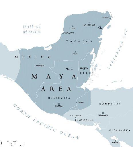 Maya Area