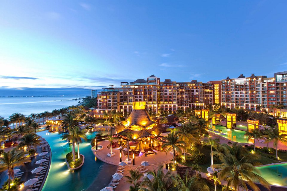 Villa del palmar cancun vacaciones en canc n todo for Villas kabah cancun ubicacion