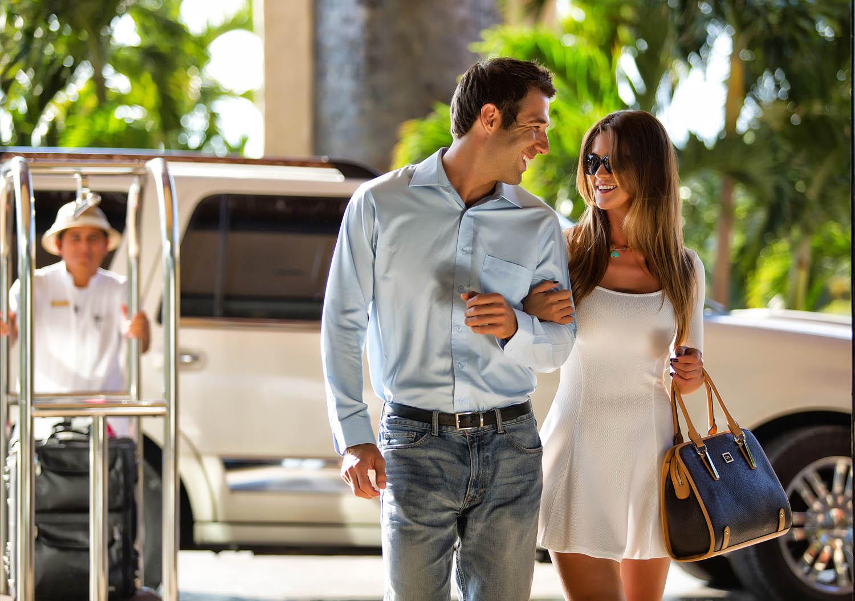airport pick up villa del palmar cancun